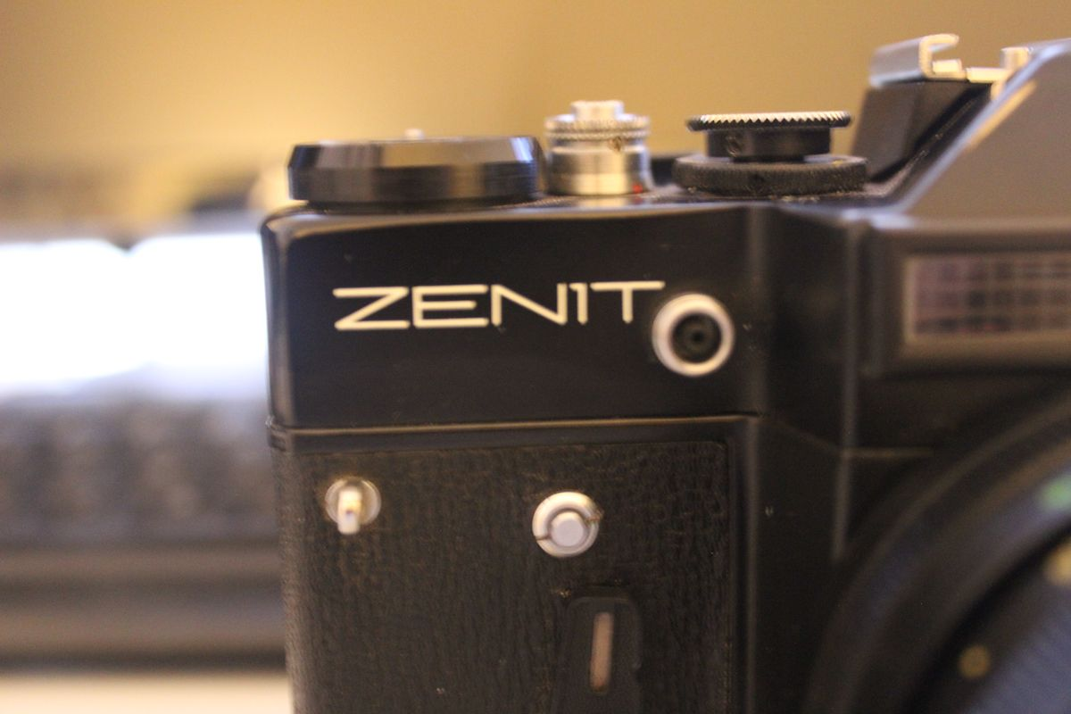 Die Zenit EM mit dem Helios