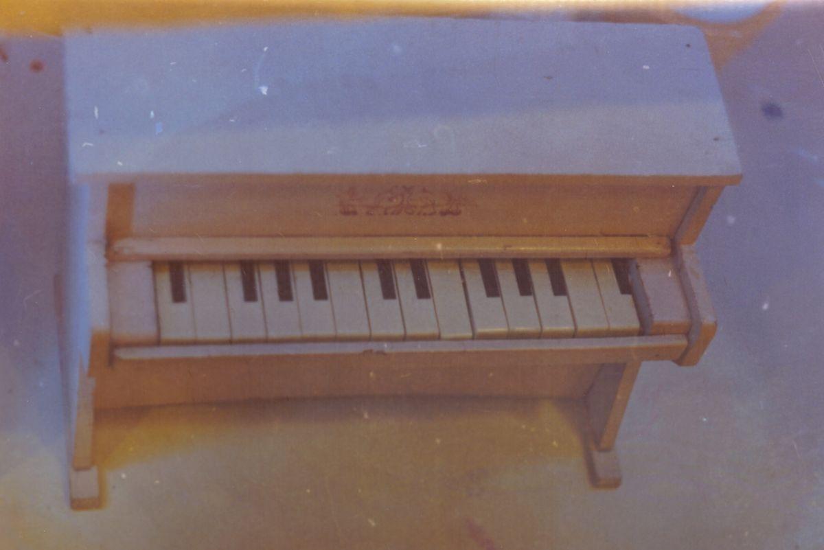 das kleine klavier im moment analog
