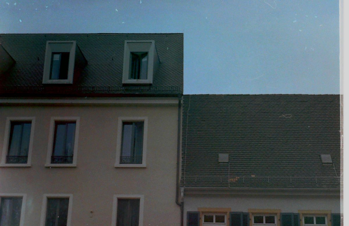 Altstadthäuser in Speyer