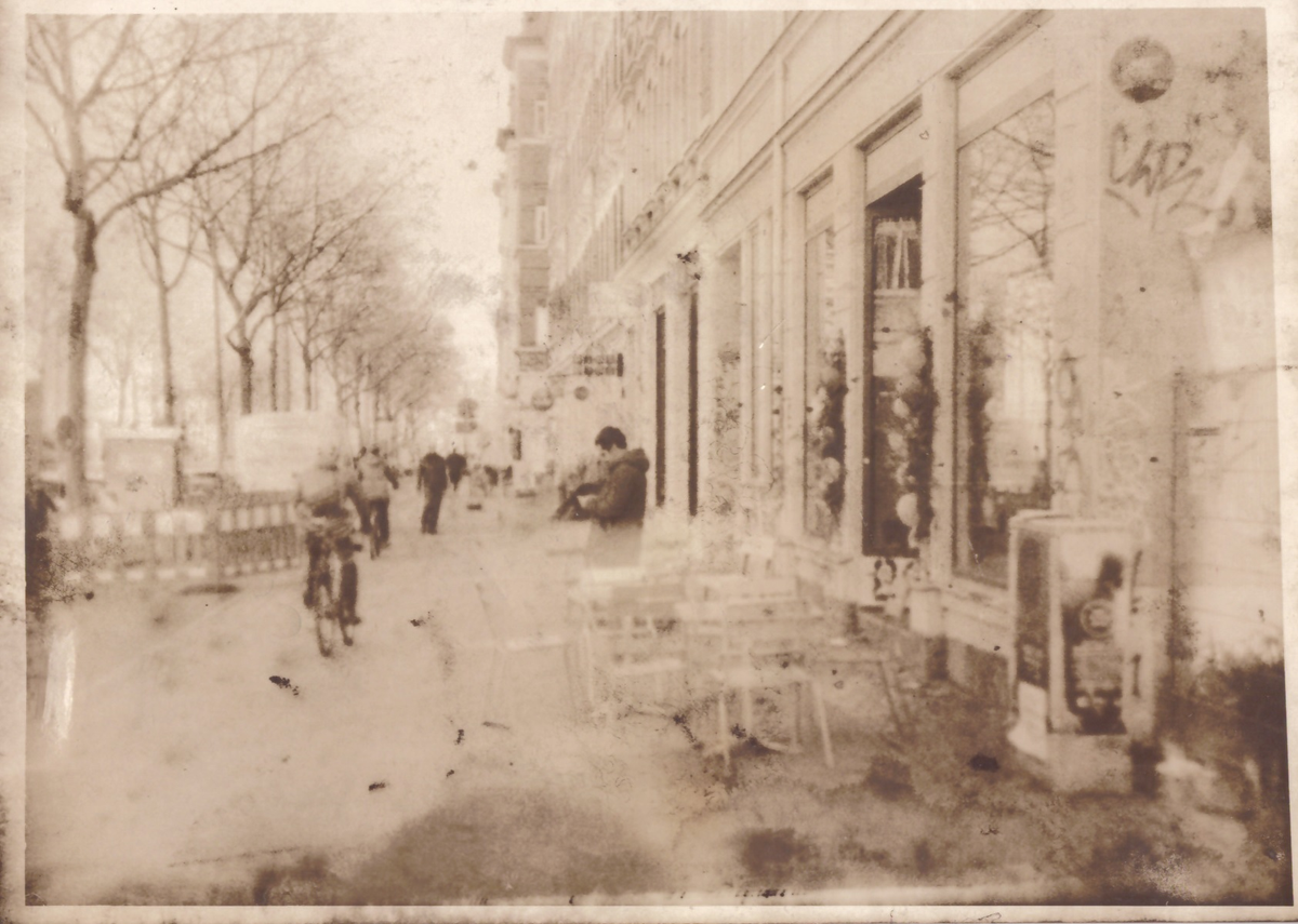 Postlicht – Galerie KarlheineStraße