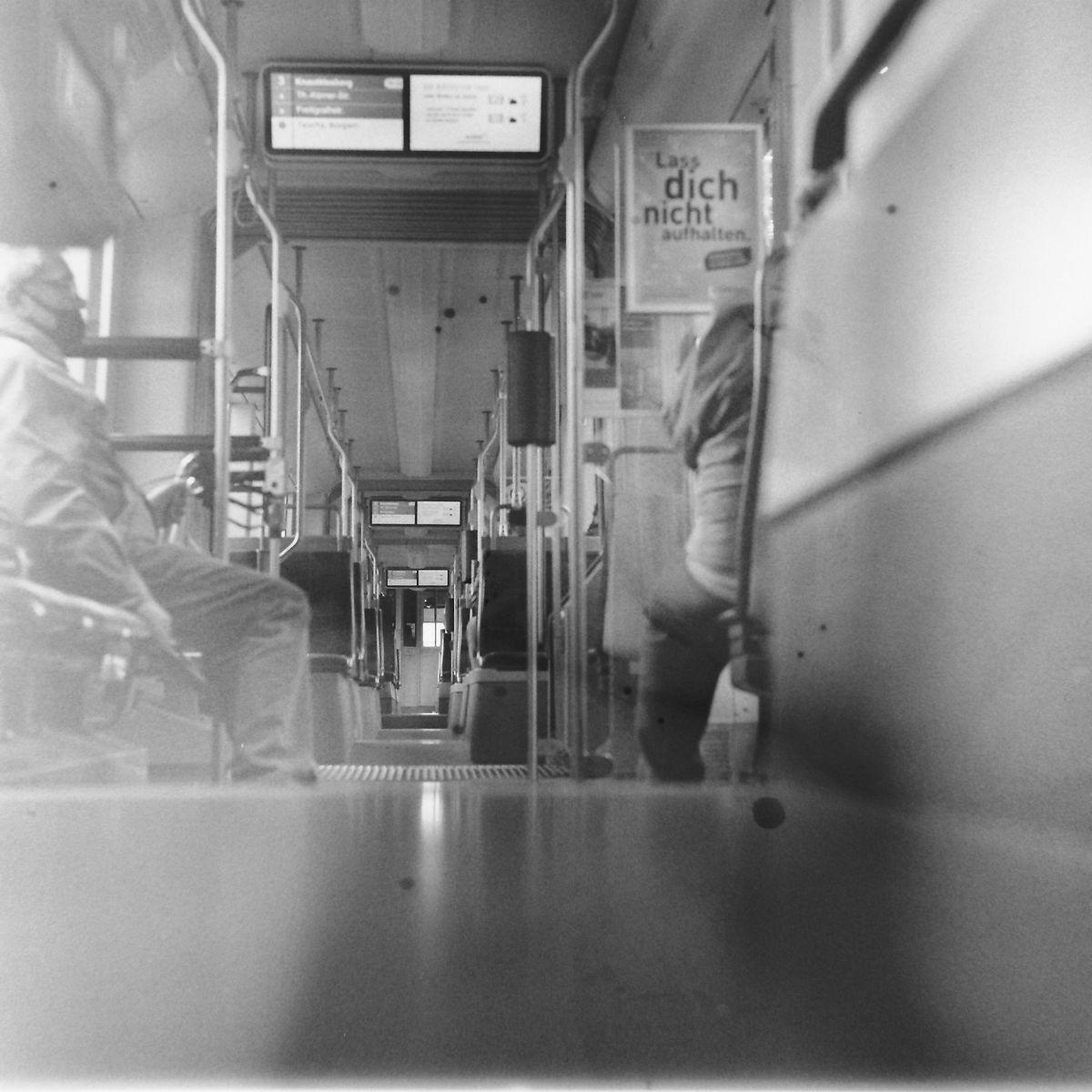 Zwischenlockdown – Trip mit der Leipziger Straßenbahn nach Taucha