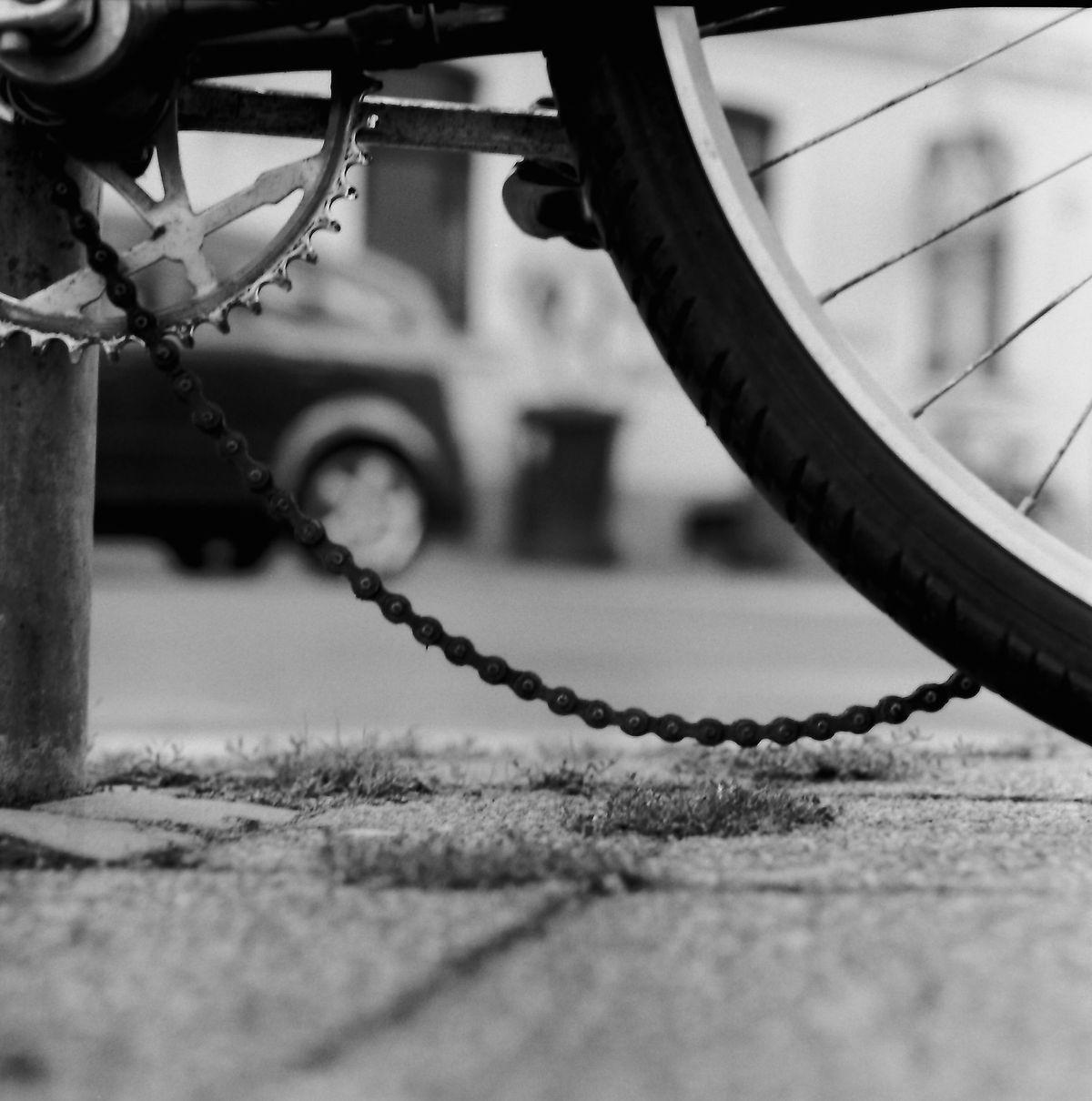 Jede Menge Fahrräder