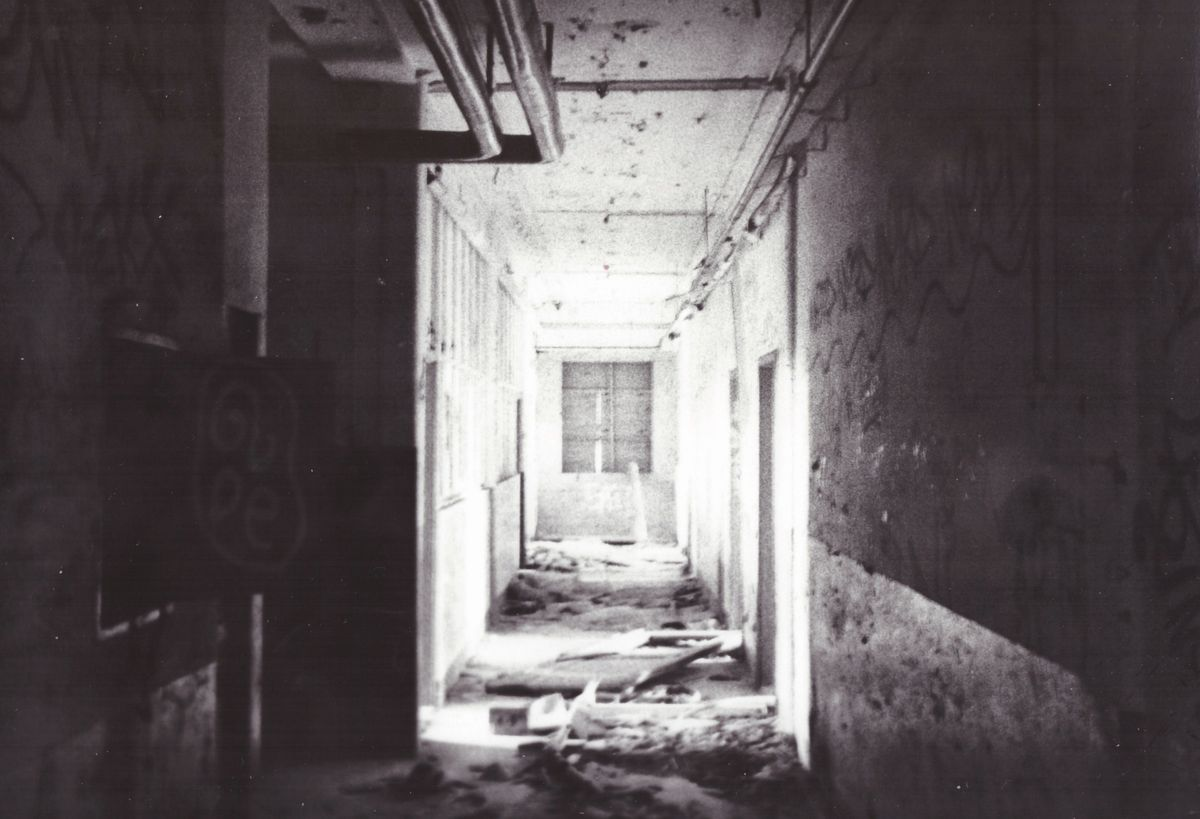 Lostplaces – MLW (Papierabzug)